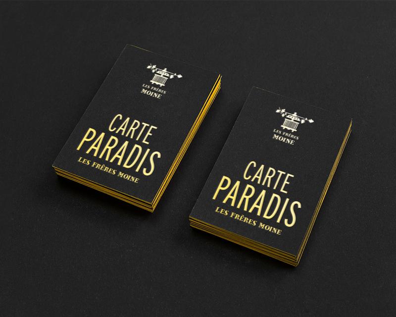 ma carte Paradis, vite !